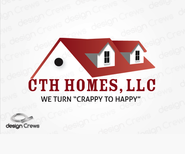 cth-homes-llc-logo-design-USA