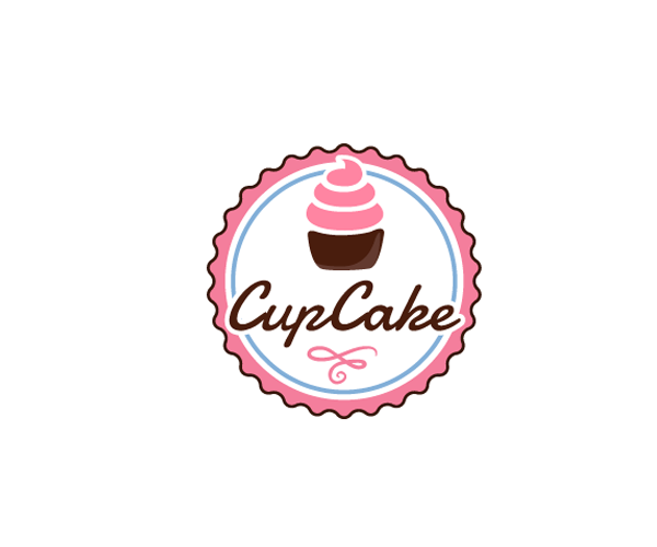 cup-cake-logo-design-idea-free