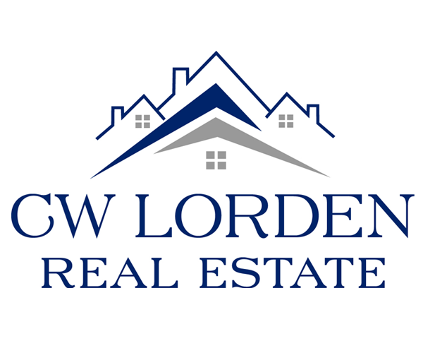 cw-lorden-real-estate-logo-design
