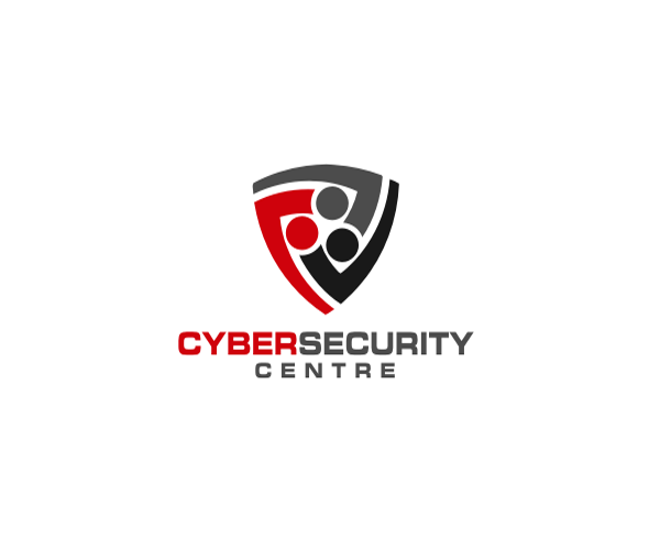 cyber-security-center-logo-design