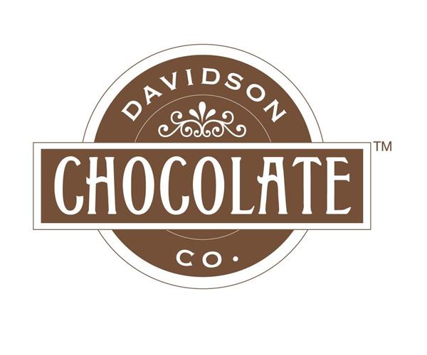davidson-chocolate-co-logo-design-free