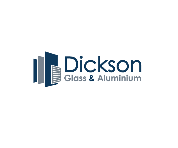 dickson-glass-and-aluminium-logo-design