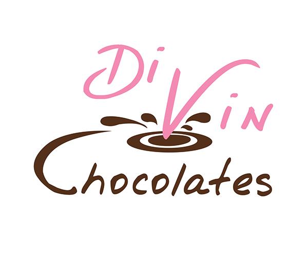 divin-chocolates-best-logo-design
