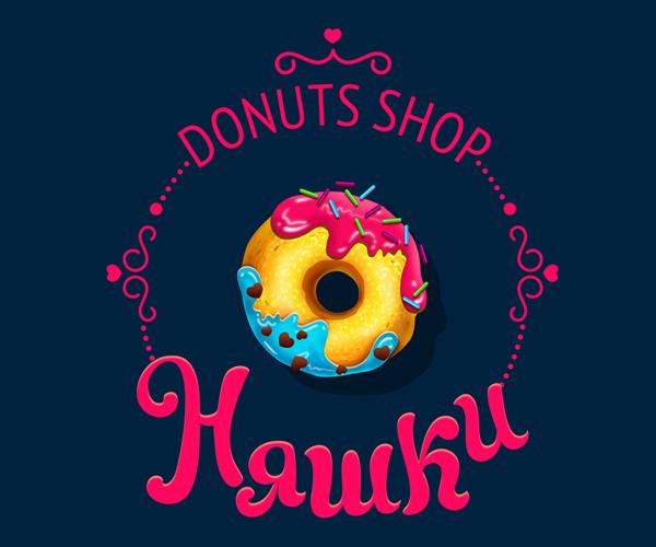 donut-creative-logo-design