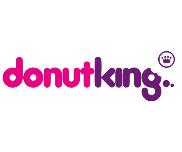 donutking-logo-design