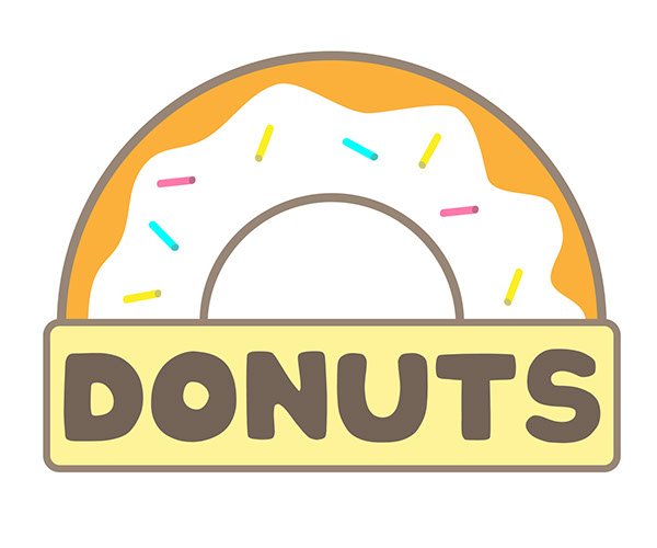 donuts-logo-idea-creative