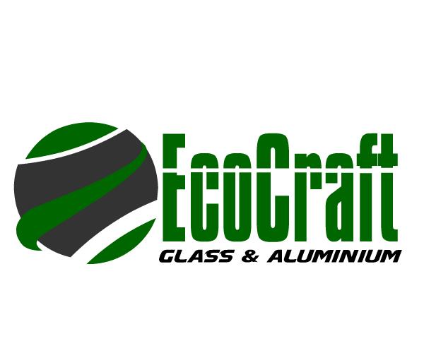 ecocraft-aluminium-logo-design