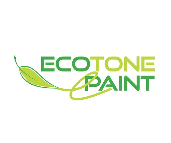 ecotone-paint-logo-design