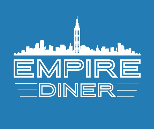 empire-diner-logo-design