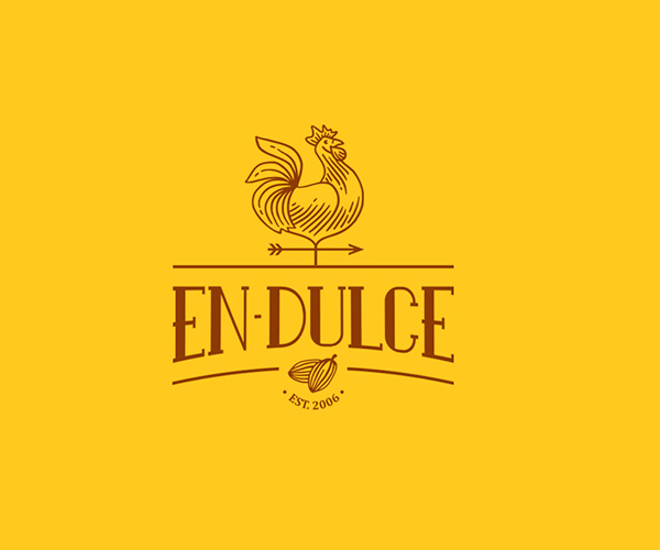 en-dulce-logo-design-for-bakery