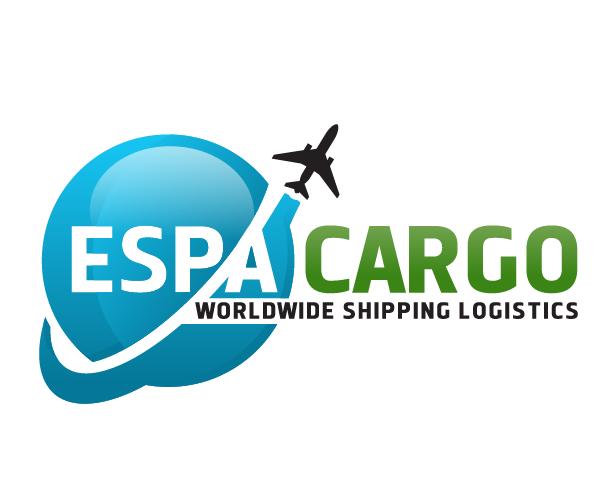 espa-cargo-shipping-logistic-logo-design