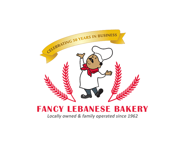 fancy-lebanese-bakery-logo-design