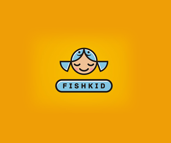 fishkid-logo-design