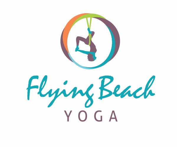 flying-beach-yoga-logo-design-uk