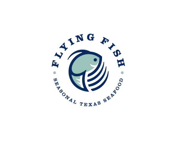 flying-fish-logo-design