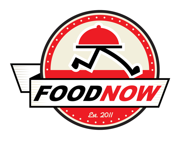 food-now-logo-design