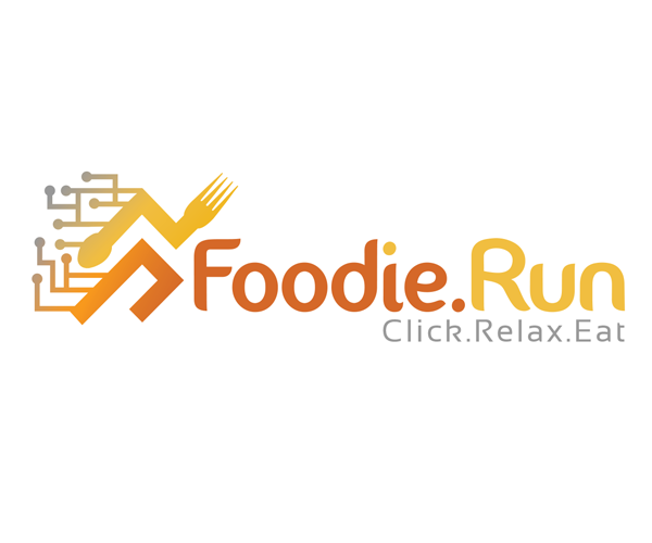 foodie-run-logo-design