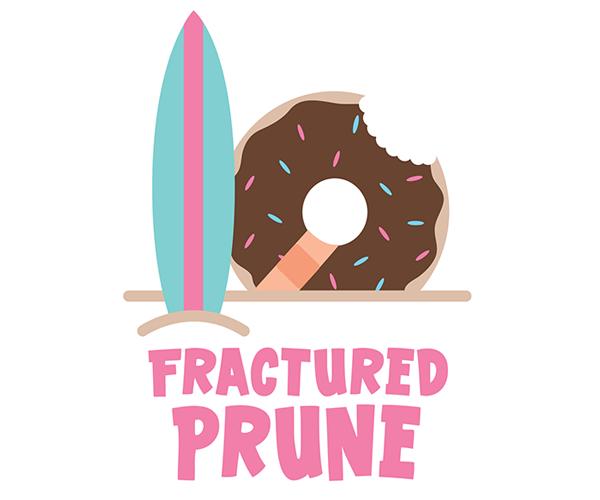 fractured-prune-logo-design