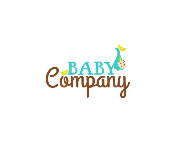 free-baby-company-logo-download