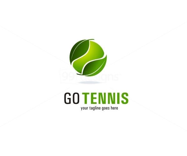 free-download-go-tennis-logo-design
