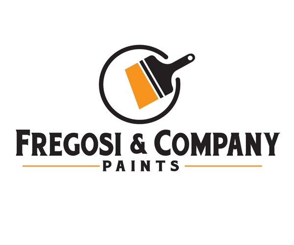 fregosi-company-paints-logo-design