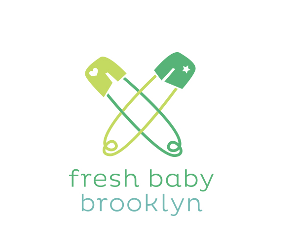 fresh-baby-brooklyn-logo-design