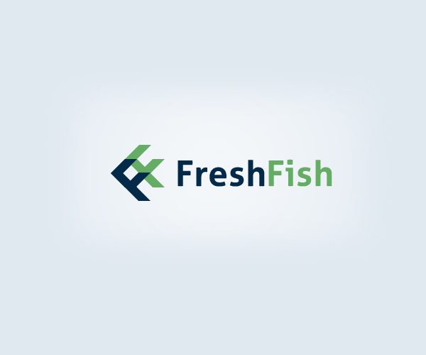 fresh-fish-logo-design-for-food