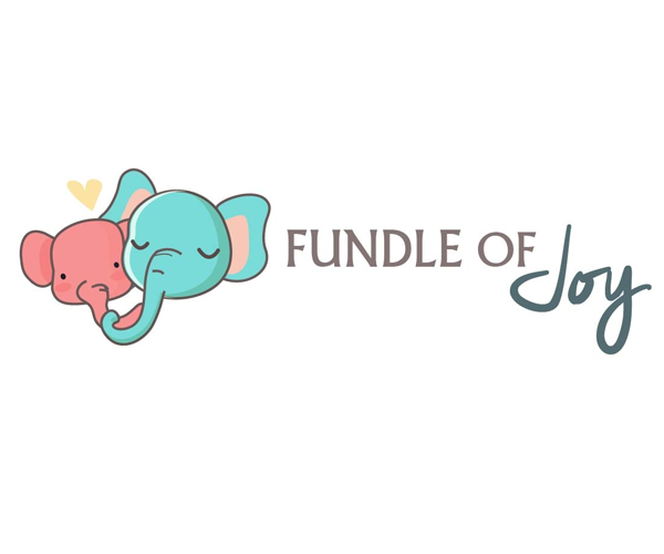 fundle-of-joy-logo-design