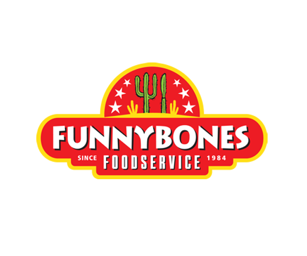 funnybones-food-services-logo-design