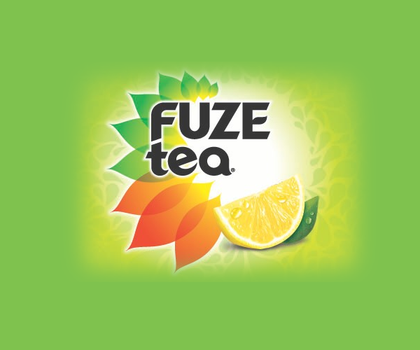 fuze-tea-logo-design