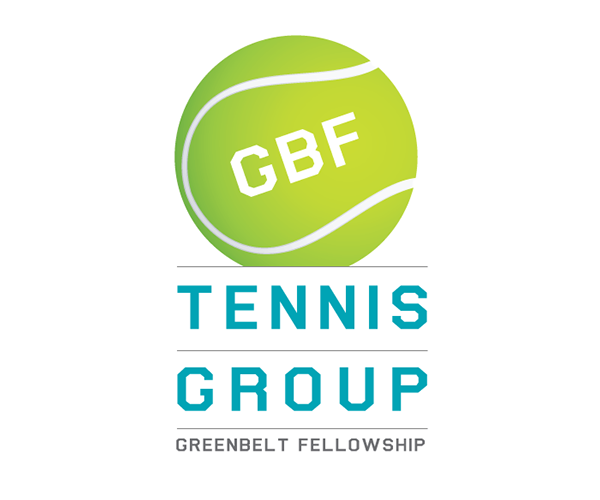gbf-tennis-group-logo-design