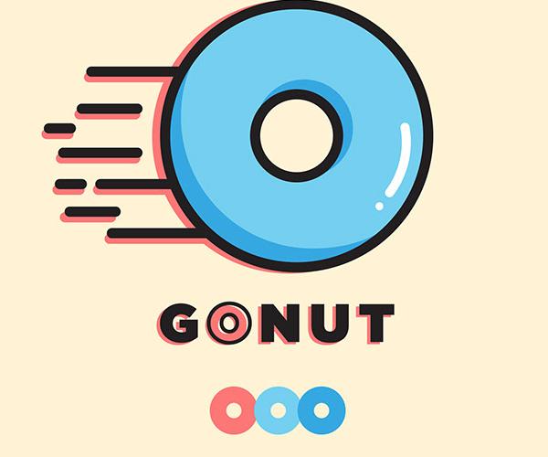 gonut-logo-design-best-food