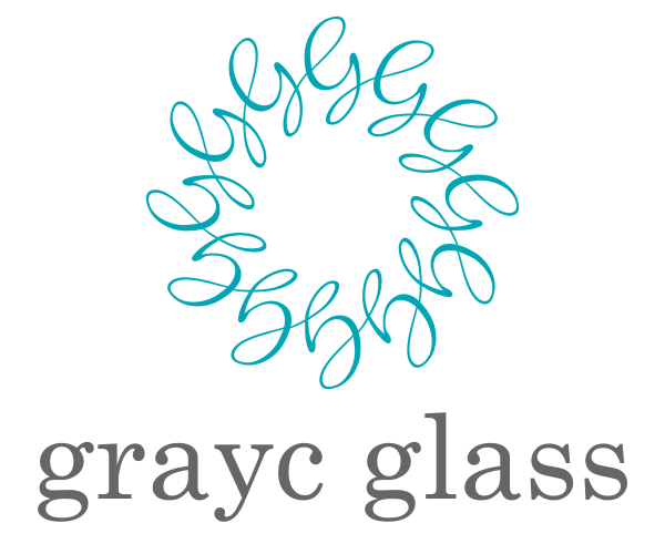 grayc-glass-logo-design