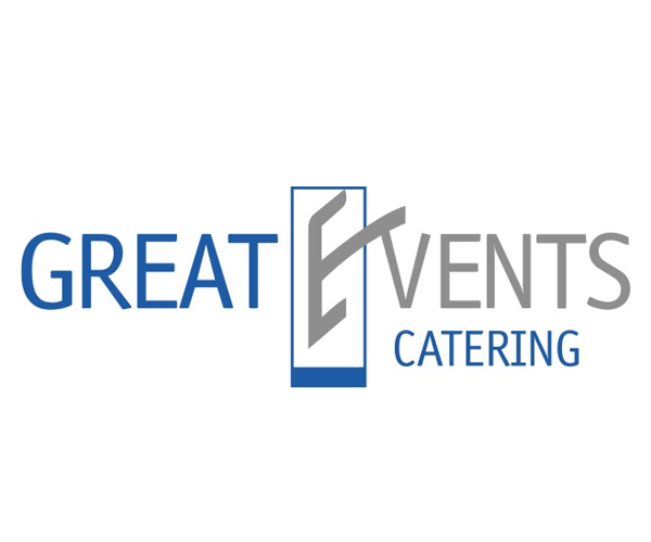 great-events-catering-logo-design
