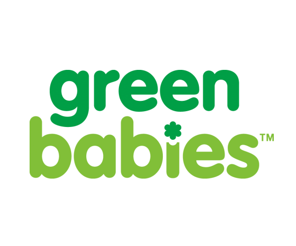 green-babies-logo-design