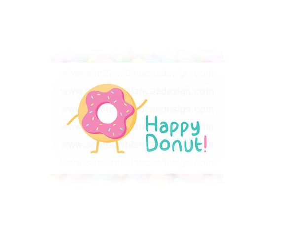 happy-donut-logo-designer