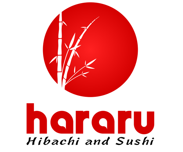 hararu-hibachi-and-sushi-logo-design