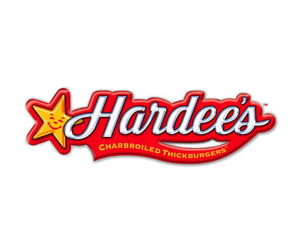 hardees-logo-design