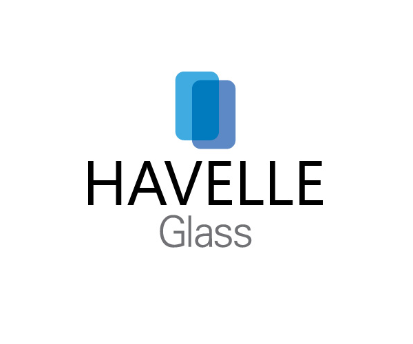 havelle-glass-company-logo-design