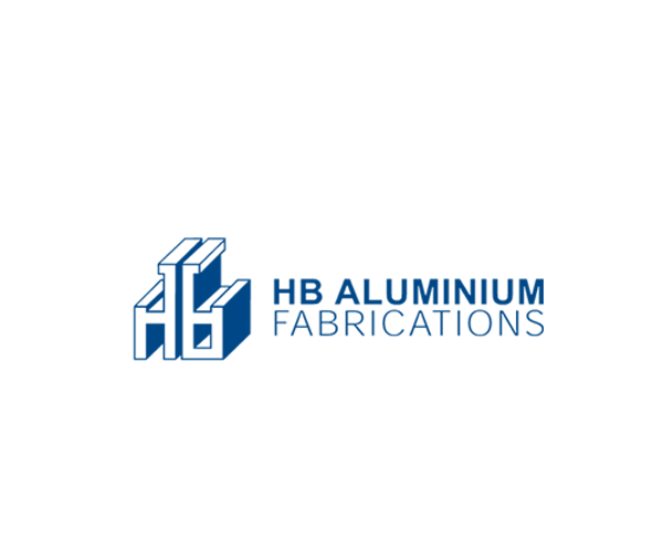 hb-aluminium-fabrication-logo-design