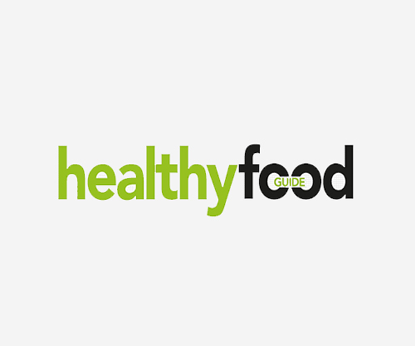 healthy-food-guide-logo-design