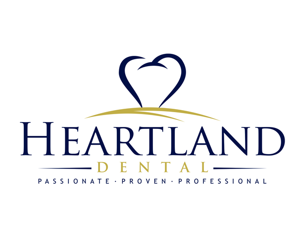 heartland-dental-logo-design