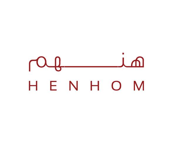 henhom-restaurant-logo-design