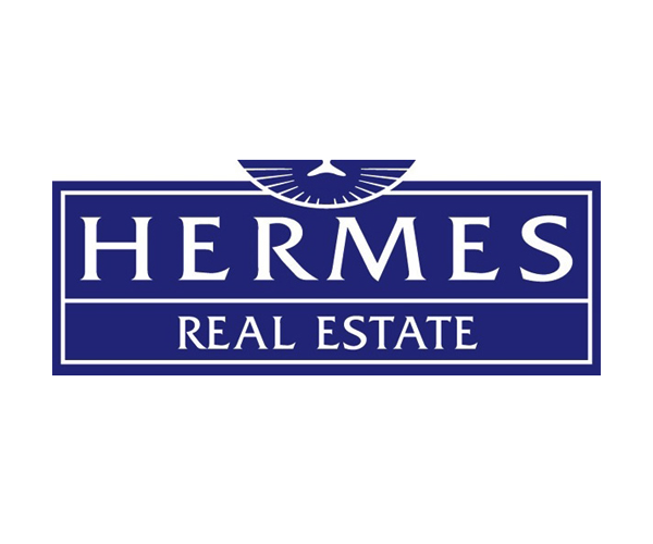 hermes-real-estate-logo-design