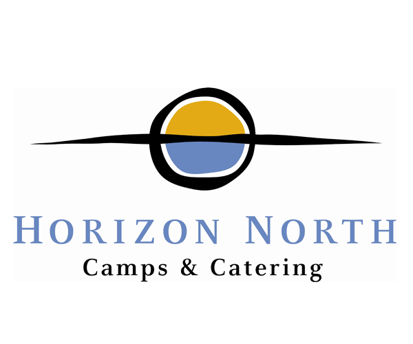 horizon-north-catering-logo-design-free