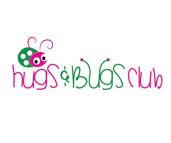hugs-bugs-club-logo-designer