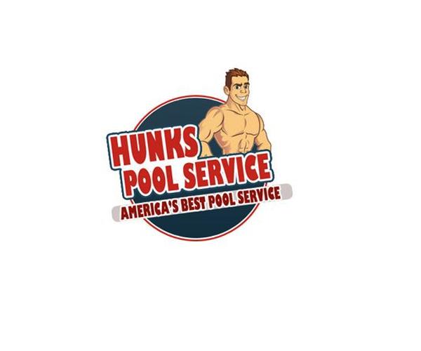 hunks-pool-service-logo-americas