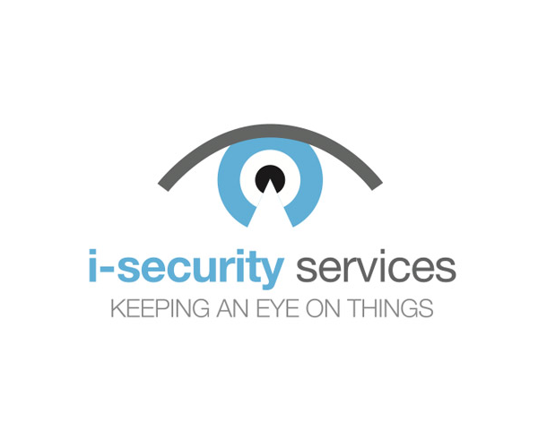 i-security-services-logo-design-uk
