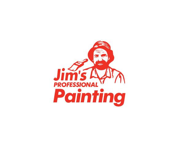 jims-painting-australia-logo-design