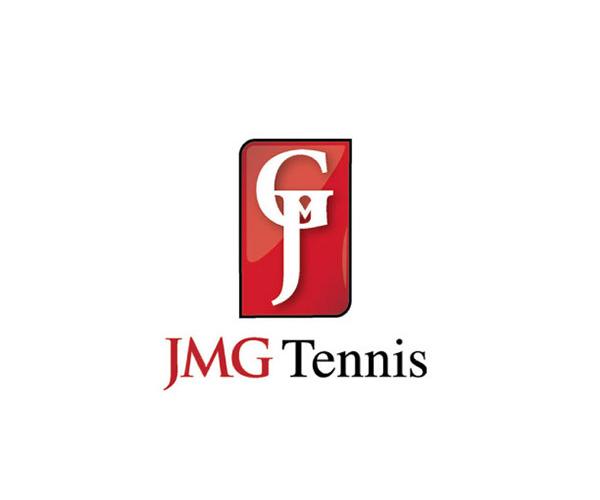 jmg-tennis-logo-design